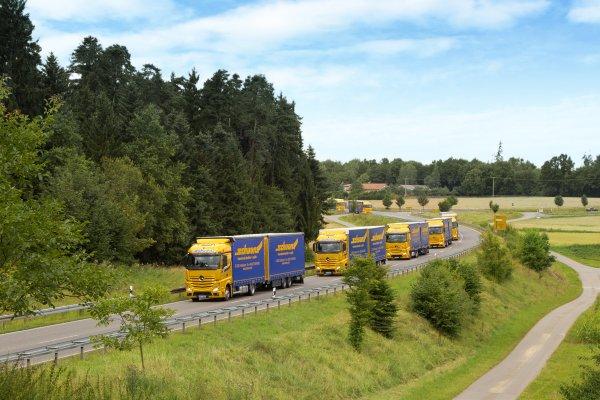Green Logistics: Schuon erweitert Angebot um klimaneutrale Transporte
