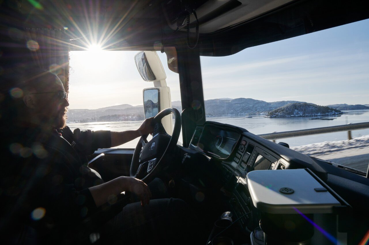 Nowy wymóg w Norwegii. Dotyczy również kierowców ciężarówek