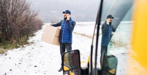 Jak przygotować samochód dostawczy do pracy zimą? 6 najważniejszych rad