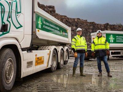 Скандинавские перевозчики сами поднимают себе планку. Интересная программа Fair Transport приобретает новых последователей