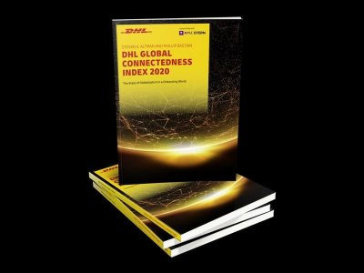 Megjelent a DHL globális kapcsolódási indexe: a globalizáció újra erősödik 2021-ben