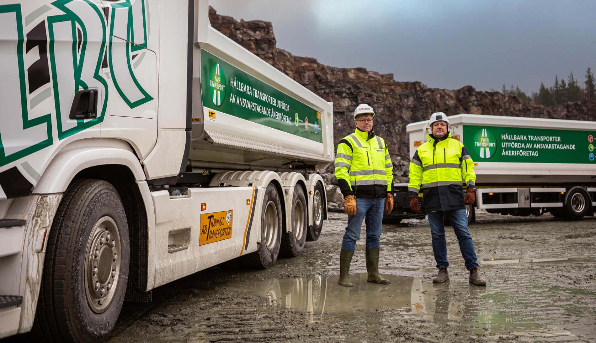 """A skandináv fuvarozók magasra teszik a lécet. A """"Fair Transport"""" program új támogatókat szerez"""