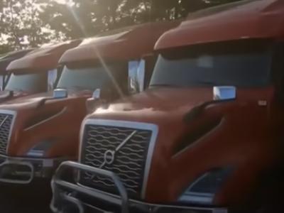 Von einer kleinen Schraube zu einem Riesen-LKW.  So sieht der Herstellungsprozess von Volvo-LKW in den USA aus [ VIDEO ]