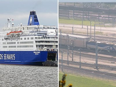 DFDS announce 25% increase in freight to UK; Eurotunnel freight traffic also up significantly