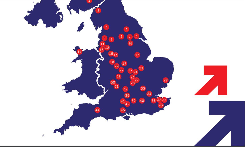 """Informacijos punktai vežėjams Didžiojoje Britanijoje. JK ruošiasi """"Brexitui"""""""