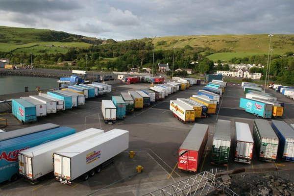 Scottish Government to use former airfield as lorry park as part of Brexit contingency plan