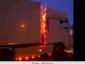 Vokiečiai tikrina pertvarkytus sunkvežimius. Kelių policija jau medžioja vilkikus su nestandartiniu apšvietimu