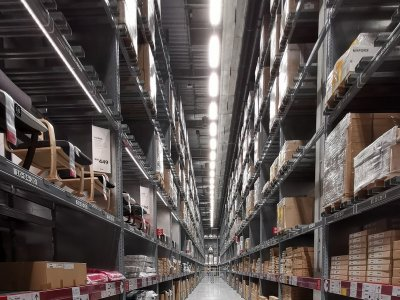 How E-commerce is Reinventing the Humble Warehouse
