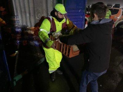 Aktuelle Lage in Großbritannien: Corona-Tests von LKW-Fahrern haben begonnen