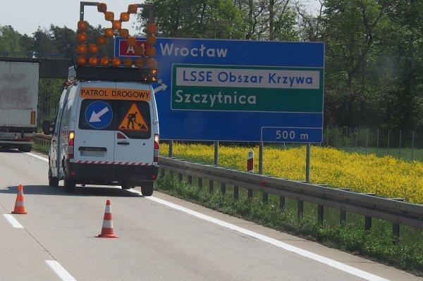 Kierowcy ciężarówek zamierzają protestować. W środę może być gorąco na A4