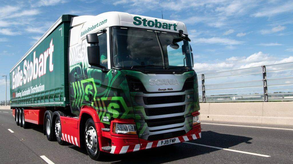 No, the Eddie Stobart name is not about to disappear from the UK's roads