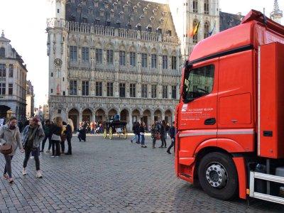 Bruxelles | Nouă limită de viteză pentru toate vehiculele de la 1 ianuarie 2021