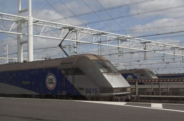 Eurotunnel truck traffic down 21% in Q1 compared to 2020