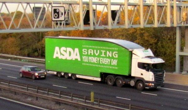 GMB slam proposed sale of Asda's logistics arm