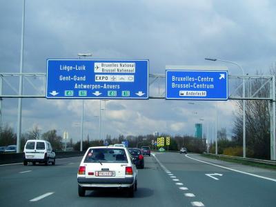 Uwaga na utrudnienia w Belgii. Roboty na transeuropejskiej trasie