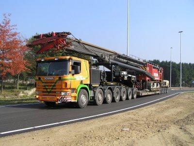Änderung bei Regeln zu Sondertransporten tritt bald in Kraft