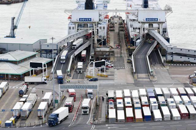 Transportul de mărfuri între Marea Britanie și UE de la 1 ianuarie 2021 (IV) – Deplasarea mărfurilor din Marea Britanie spre UE