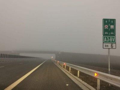 A fost deschisă circulația rutieră pe cei 10 km ai lotului Râșnov – Cristian