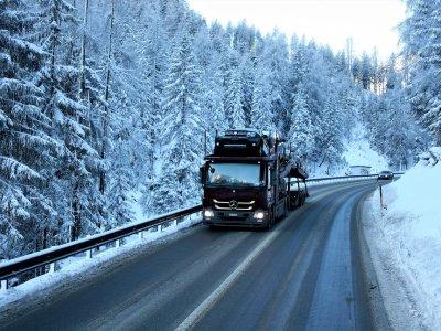 Alertă trafic Austria | Ninsori abundente și drumuri închise