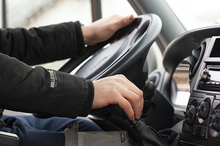 Swedish haulier testing new driver monitoring system