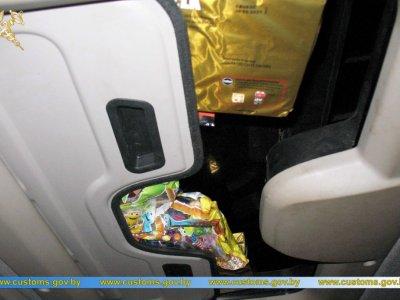Sunkvežimio konfiskavimas… dėl saldumynų ir kavos