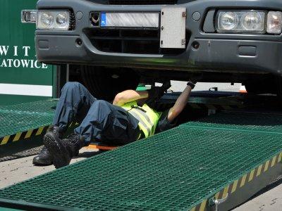 Проверки грузовиков в Польше будут еще более эффективны. GITD заказала прототипы диагностических центров