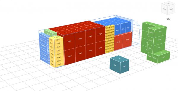Goodloading mit TMS-Integrationsservice