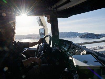Neue Verpflichtung in Norwegen, die auch für LKW-Fahrer gilt