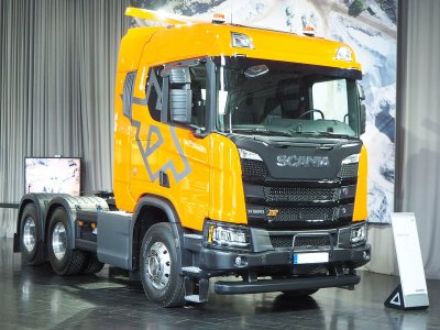 2020 sales figures show Scania remains Sweden's most popular truck manufacturer