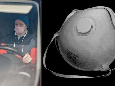 Nouă obligație în Bavaria privind purtarea măștii, aplicabilă și șoferilor de camion