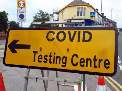 Marea Britanie | Noi puncte de testare Covid-19 deschise pentru șoferi
