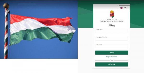 Wielkie zamieszanie z system BIREG. Węgrzy zmieniają przepisy dotyczące systemu rejestracji przewozó
