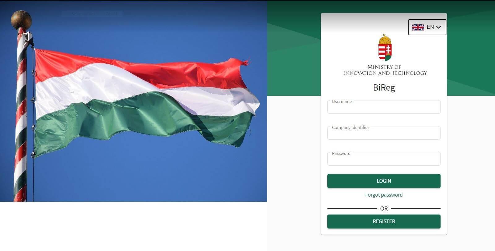 Wielkie zamieszanie z system BIREG. Węgrzy zmieniają przepisy dotyczące systemu rejestracji przewozów