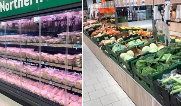 Lidl Northern Ireland turn to local and EU suppliers to keep shelves stocked