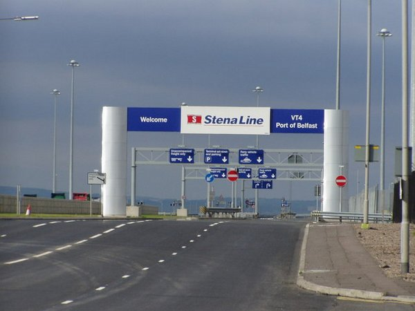 Hauliers say Northern Ireland's supply chain could collapse within days