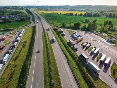 Автостоянки с установками для уборки снега и мониторингом свободных мест. Польша улучшает качество инфраструктуры для водителей