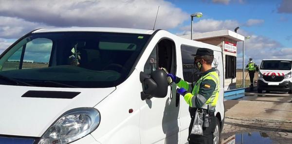 A spanyol hatóságok közösen lépnek fel a tisztességtelen fuvarozók ellen