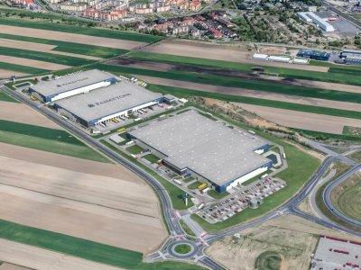 Drugie miasto Wielkopolski doczeka się w tym roku parku logistycznego