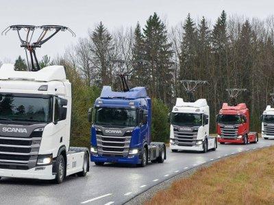 Vom vedea din ce în ce mai multe camioane cu pantograf pe drumuri?