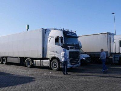 Запреты движения грузовиков в Австрии в 2021 г.
