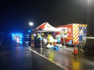 Grįžusiems iš Anglijos vairuotojams siūloma daryti testą ir neturėti kontaktų su šeima