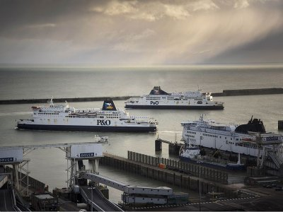 P&O to offer truckers free meals on Dover-Calais route next month