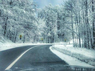 Restricții de tonaj (7,5 t) pe mai multe drumuri naționale din cauza condițiilor meteo