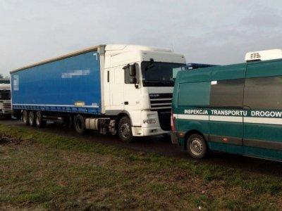 Украинский перевозчик получил 4,5 тыс. евро штрафа за отсутствие страхования ответственности