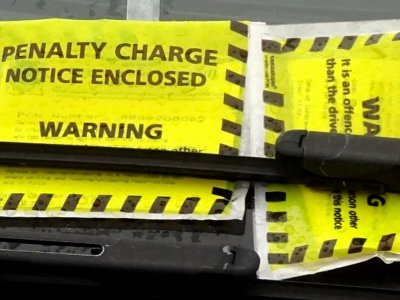 Lorry drivers vent anger over Kent County Council's overnight clamping