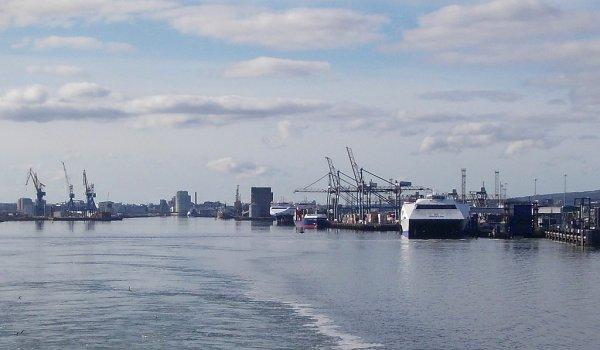Brexit customs arrangements hindering GB-NI trade