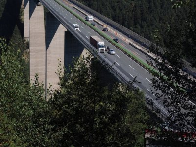 Germany and Italy write to EU regarding Austria's night ban on trucks using Brenner Pass