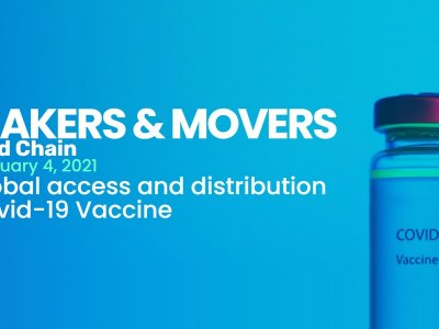 Makers & Movers virtual summit to address the world's vaccine distribution challenges