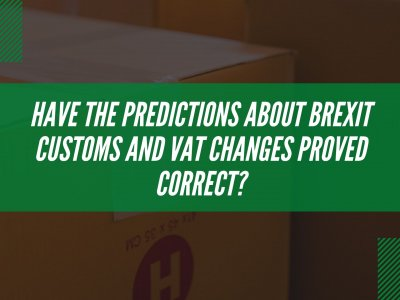 Last Mile Brief: Brexit customs and VAT effects