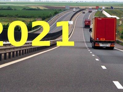 A legfontosabb változások 2021-ben a szállítmányozásban